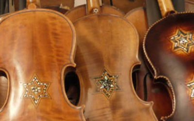 Violins of Hope Documentary Screening in the Orpheum Lobby